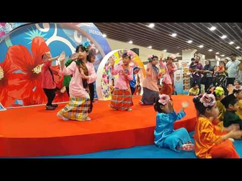Tarian Desa Tercinta (Junior Creative Mind) 2015