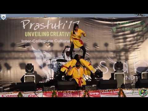 Prastuti'17: Group Dance Compilation