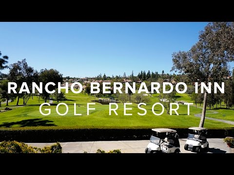 COUPLE CHIP INS AT RANCHO BERNARDO INN GOLF RESORT | GOLF VLOG 9