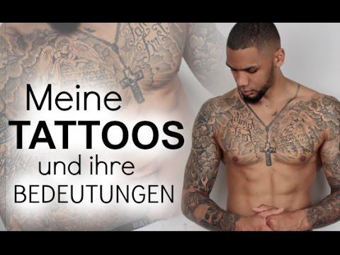 Meine Tattoos Und Ihre Bedeutungen I Dominic Harrison Youtube