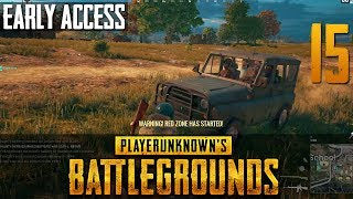 [15] PLAYERUNKNOWN'S BATTLEGROUNDS Early Access w/ GaLm and friends
