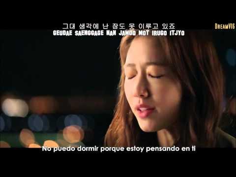 Park Shin Hye - Love Is Like A Snow (Sub español) [Pinocchio OST 4] [Han-Rom]