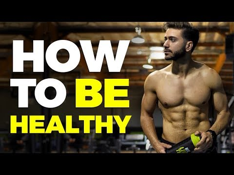 5 EASY STEPS TO LIVE A HEALTHY LIFESTYLE | Alex Costa