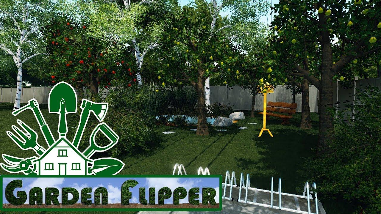 Garden Flipper 21 Ort Der Entspannung In Unserem Garten House Flipper Dlc Youtube