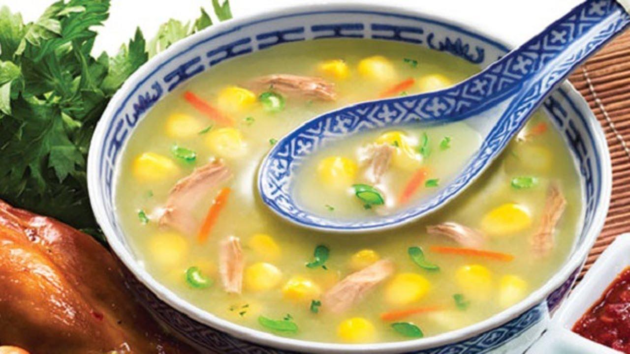 Chicken Corn Soup Easy Recipe Chicken Corn Soup Recipe In Urdu