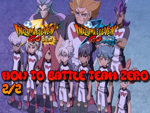 Inazuma Eleven GO Shadow And Light - How to Battle Team ...