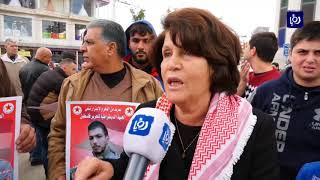 تشييع شهيد قتل برصاص الاحتلال في قلقيلية - (16-1-2018)