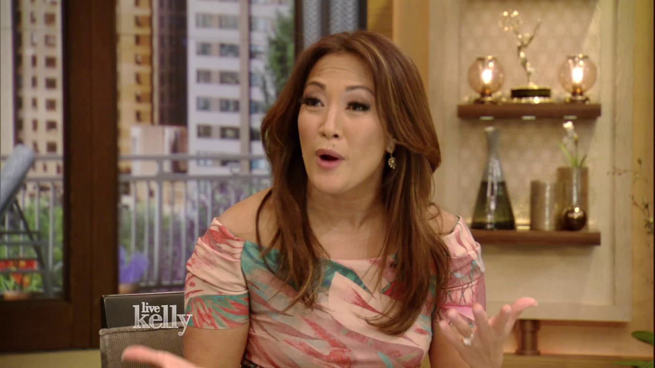 Carrie Ann Inaba Wedding.Carrie Ann Inaba On Her Engagement And Planning Her Wedding