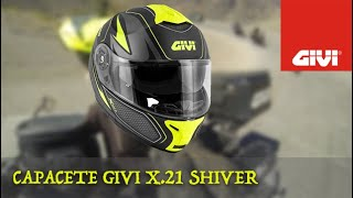 Review - Capacete GIVI X.21 Shiver
