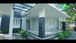Contemporary Home Design - Mr.Nasar's Residence at Vettathoor by Concetto Design Co.