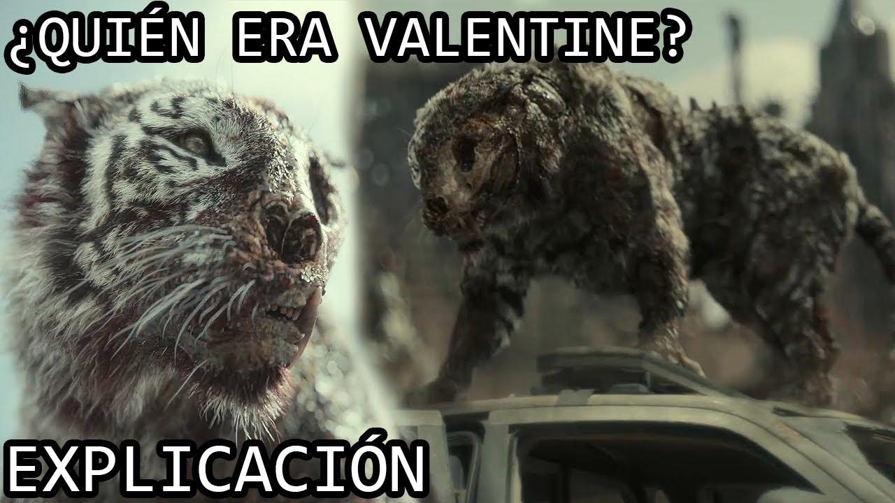 ¿Quién era Valentine?   La Historia de Valentine (Tigre Zombie Alfa) de El Ejército de los Muertos