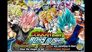 Video Boss Rush 3 (Extreme AGL) Dokkan Battle - part 1 download MP3, 3GP, MP4, WEBM, AVI, FLV Juli 2018