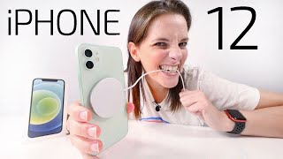Apple iPhone 12 unboxing ¡La GRAN DUDA!