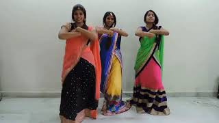 Bahubali dance performance by 3 girls - Awesome Performance - Watch it