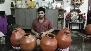Ghata Tharang | Harivarasanam & Vazhiya Senthamizh | Sarvesh Karthick