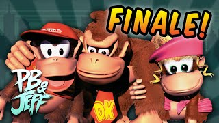 FINALE!! - Donkey Kong Country 2 #17