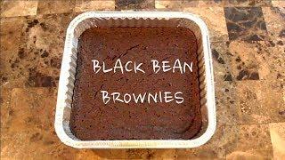 How To Make Healthy Black Bean Brownies • Joeslightbites