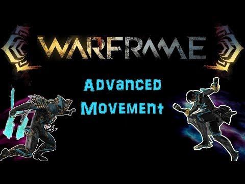 [U22.7] Warframe: Advanced Excalibur & Operator Movement [Tips & Tricks] | N00blShowtek