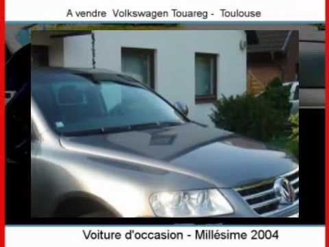 achat vente une voiture occasion volkswagen touareg toulouse youtube. Black Bedroom Furniture Sets. Home Design Ideas