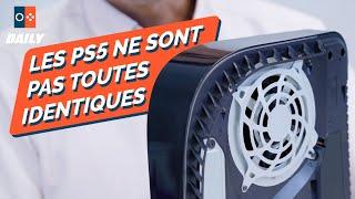 LE BRUIT DE LA PS5 EXPLIQUÉ ! - JVCom Daily
