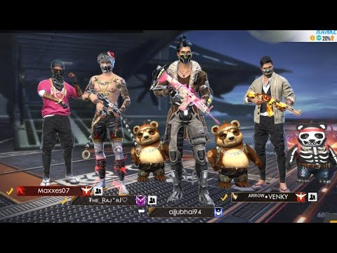 Free Fire Live - Rank Push to Heroic Gameplay, Subscribe & Join!