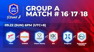 Clash Royale League Asia 2019 Season2 - W5D3