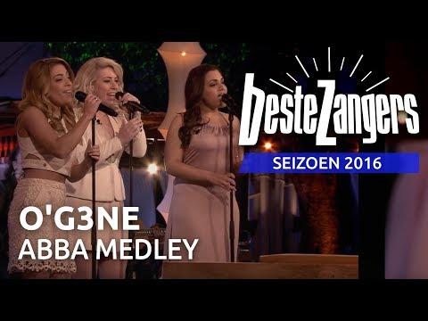 O'G3NE - ABBA Medley | Beste Zangers 2016