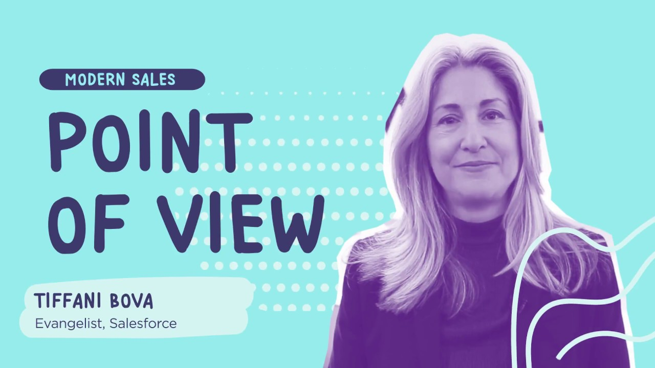 Modern Sales Point of View - Tiffani Bova - YouTube