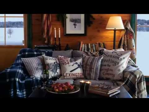 lexington holiday home julekolleksjonen 2011 youtube. Black Bedroom Furniture Sets. Home Design Ideas