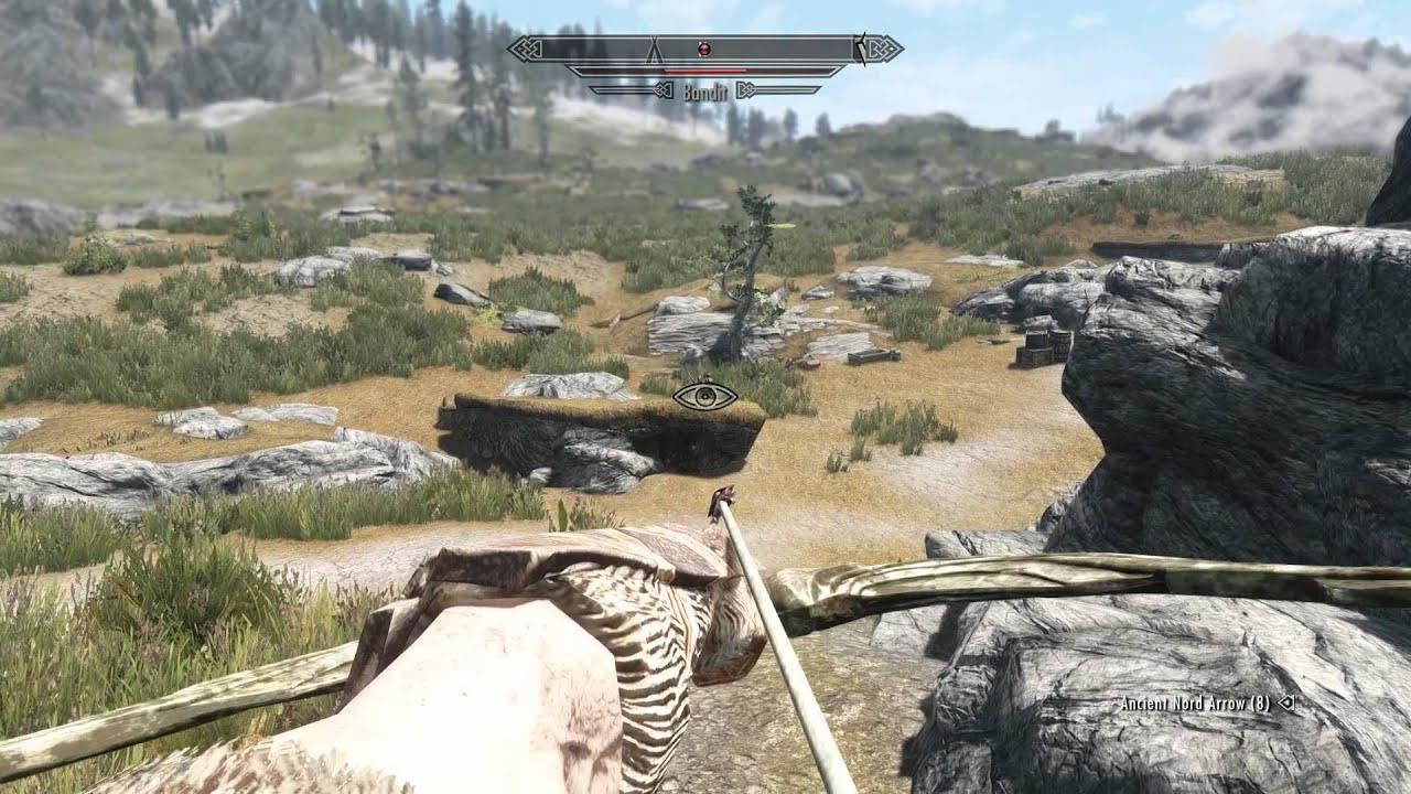 Let's Play The Elder Scrolls V: Skyrim - Part 28 - Horse Tamed!