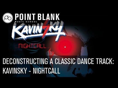 Deconstructing a Classic Dance Track: Kavinsky - Nightcall