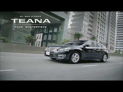 All New NISSAN TEANA - โฆษณา นิสสัน เทียน่า : TVC