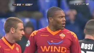 AS Roma 2-1 Siena - Campionato 2009/10