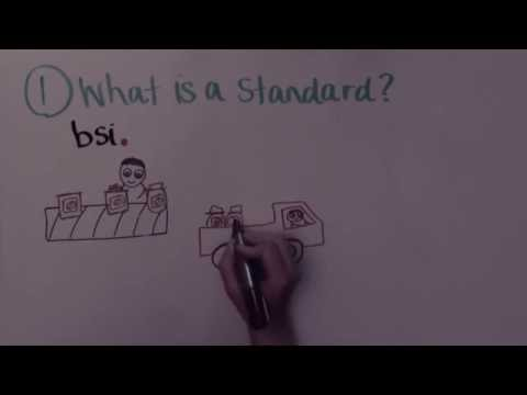 5 Minute Metadata - What is a standard?