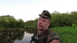 Предзакатная Рыбалка на Малой реке Джиг vs Воблер на Малой Реке