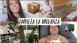 EMPEZAMOS LA MUDANZA CON PROBLEMAS | Laura Yanes