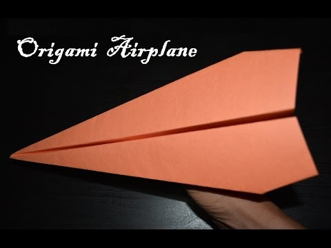 How To Make Paper Airplane With Easy Steps