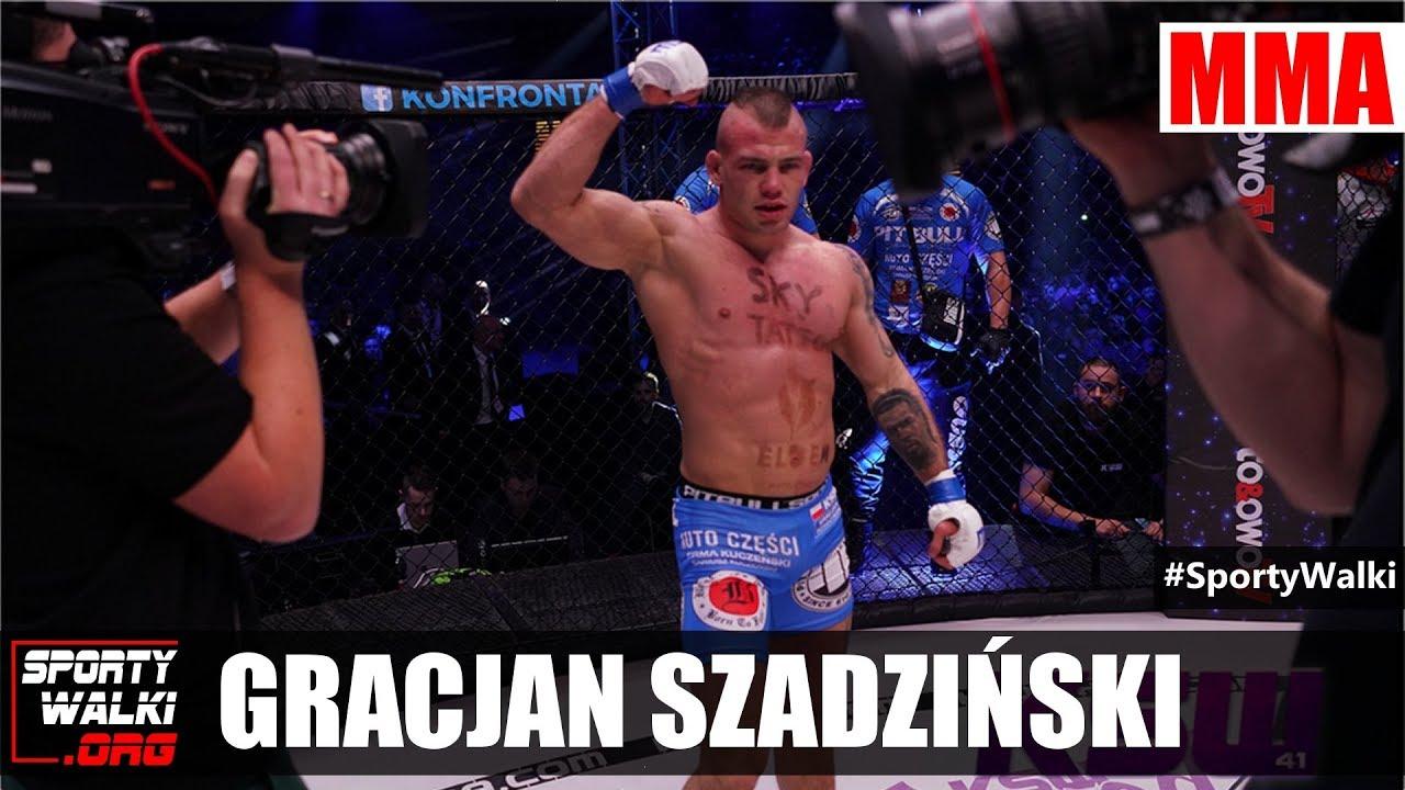 Gracjan Szadzinski: Maciej trochę mnie zlekceważył