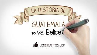 La historia de Guatemala vs Belice en 4 minutos.