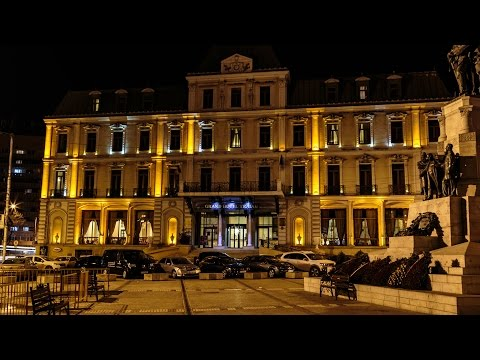 Iasi at Night - Hyperlapse | AlexUrsake.ro