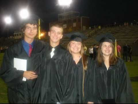 """Union County High School Class of 2012 """"Angels Fly"""""""