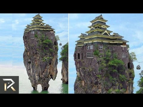 10 Most Incredible Man-made Structures In The World