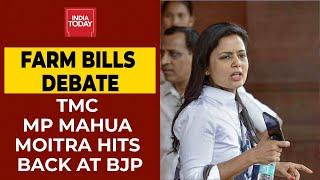 TMC MP Mahua Moitra Accuses BJP Of Tearing Rulebook Every Single Day In Lok Sabha | India Today