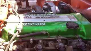 sr20det turbo bov and exhaust sounds