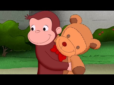 Curious George 🐵George and Allie's Game Plan 🐵 Kids Cartoon 🐵 Kids Movies 🐵Videos for Kids