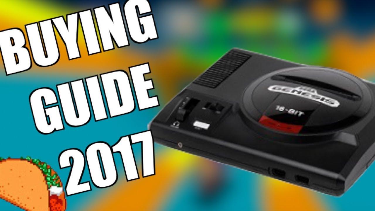 should you buy a sega genesis in 2017 sega genesis buying guide rh youtube com Sega Genesis Games Sega Game Genie