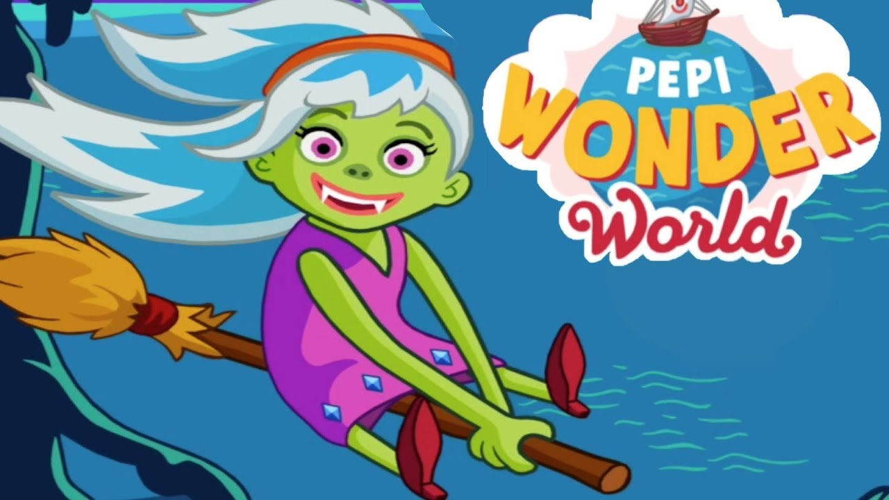 Pepi Wonderland Witch Island Full Gameplay | Pepi Play Games - Cool Apps For Kids