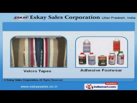 Shoe and Garment Accessories by Eskay Sales Corporation, Agra