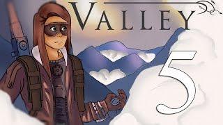 ❀ Прохождение Valley ❀ - 5th - О, нет! ЭТО ХОРРОР!