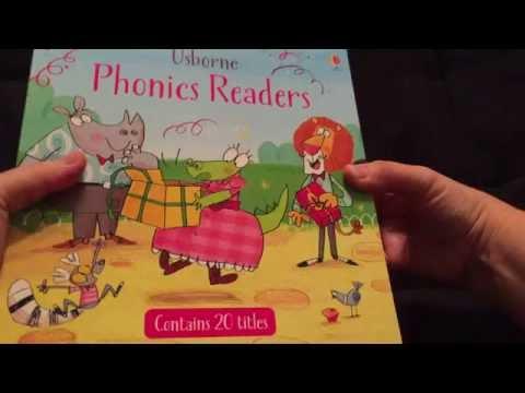 The Usborne Bookshelf - Phonics Reader Box Set (20 books)